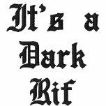 Es un Rif oscuro Polo