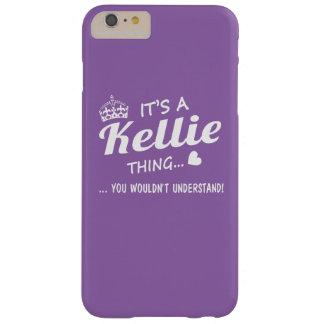 Es una cosa de Kellie Funda Para iPhone 6 Plus Barely There