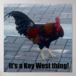 ¡Es una cosa de Key West! Poster
