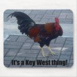 ¡Es una cosa de Key West! Tapete De Ratón