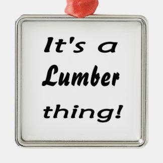 ¡Es una cosa de la madera de construcción! Adorno Para Reyes