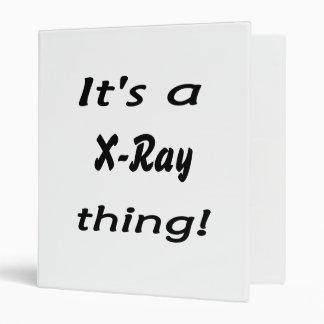 """¡Es una cosa de la radiografía! Carpeta 1"""""""