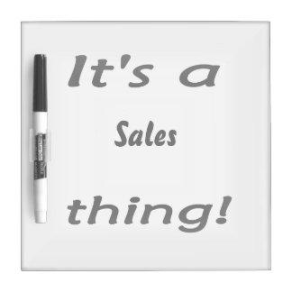 ¡Es una cosa de las ventas! Pizarras Blancas De Calidad