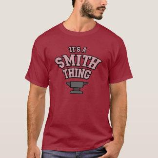 Es una cosa de Smith Playera