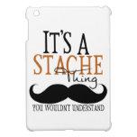 Es una cosa de Stache (el humor del bigote)