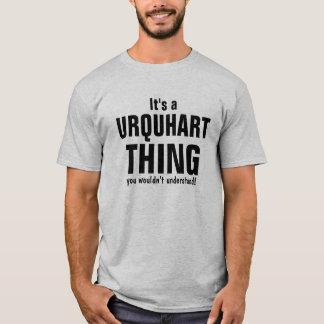Es una cosa de Urquhart que usted no entendería Playera