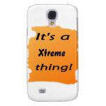¡es una cosa de Xtreme!