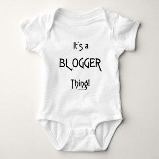 Es una cosa del Blogger Playeras