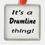 ¡Es una cosa del drumline! Adornos De Navidad