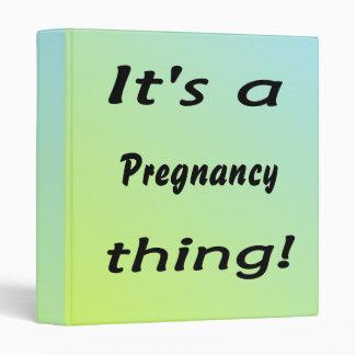 """¡Es una cosa del embarazo! Carpeta 1"""""""