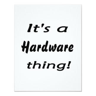 ¡Es una cosa del hardware!