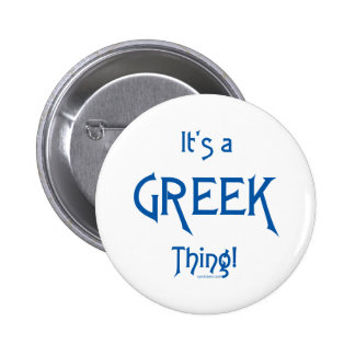 ¡Es una cosa griega! Pin