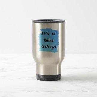 ¡Es una cosa kiting Tazas De Café