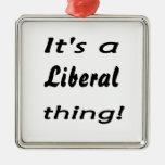 ¡Es una cosa liberal! Adorno