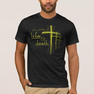 Es una cuestión de camiseta cabida para hombre de