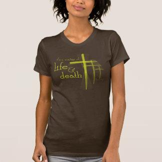 Es una cuestión la camiseta de las mujeres de la