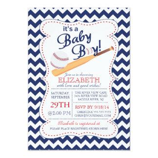 Es una fiesta de bienvenida al bebé del béisbol comunicado