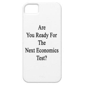 Es usted alista para la prueba siguiente de la eco iPhone 5 Case-Mate coberturas