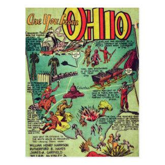 Es usted de Ohio Postal