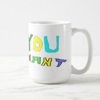 Es usted embarazada taza de café