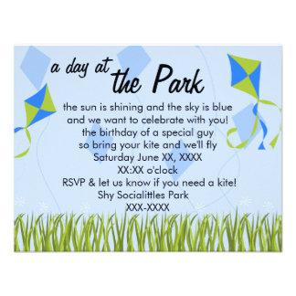 ¿Es usted Kiting yo Invitaciones Personales