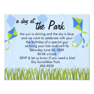 ¿Es usted Kiting yo? Invitaciones Personales