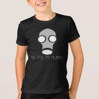 ¿Es usted mi momia? Camiseta Polera