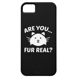 ¿Es usted piel real? iPhone 5 Fundas