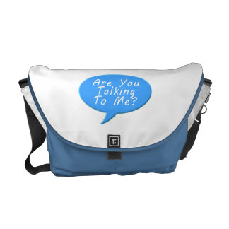 Es usted que habla conmigo bolsa messenger