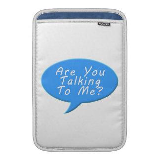 Es usted que habla conmigo funda macbook air