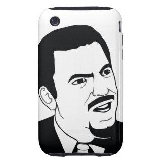 Es usted serio tough iPhone 3 carcasa
