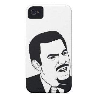 Es usted serio iPhone 4 Case-Mate cobertura