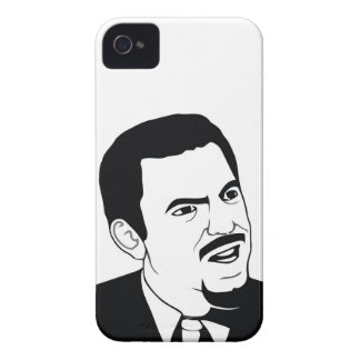 Es usted serio iPhone 4 Case-Mate cárcasa