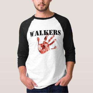 ¿Es usted un caminante? Remeras