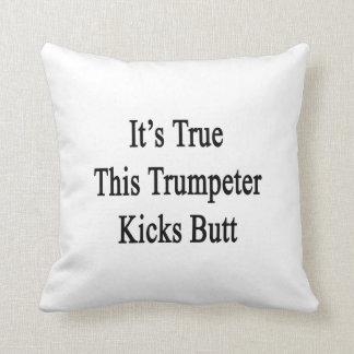 Es verdad este extremo de los retrocesos del almohada