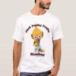 Esa camiseta enrrollada del mono del Punky