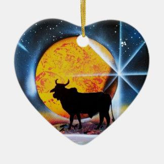 Ésa es Bull Adorno De Reyes