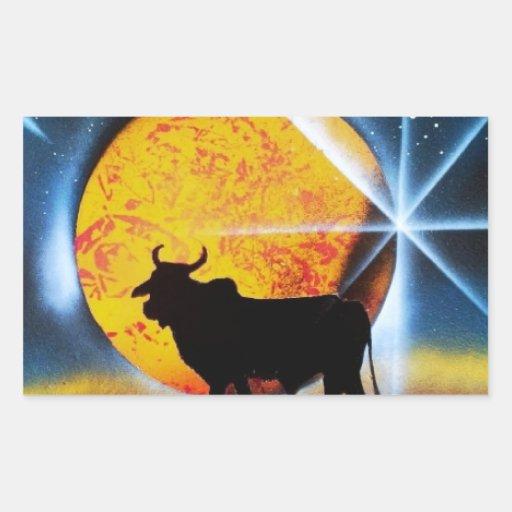 Ésa es Bull Rectangular Altavoces