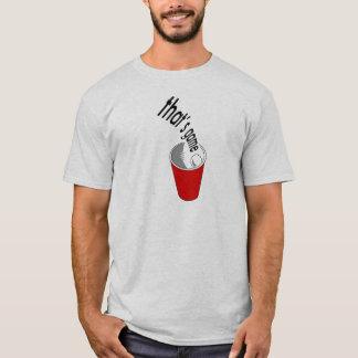 Ésa es camiseta de la cerveza del fiesta de la