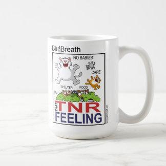 Esa sensación de TNR Tazas