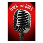 Esa tarjeta de felicitación de antaño del rock-and