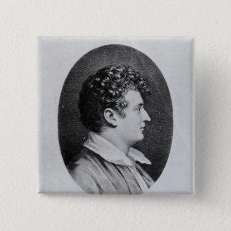Esaias Tegner Pinback Button