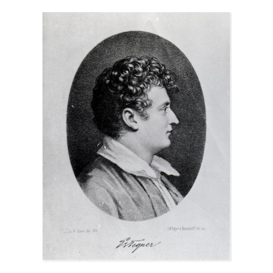 Esaias Tegner Postcard