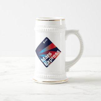 ESA's Mars Express Coffee Mug
