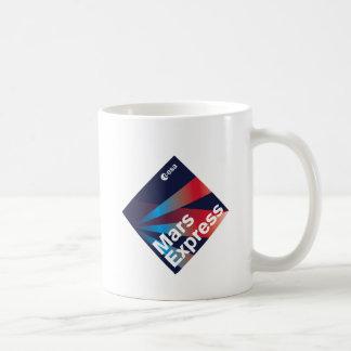 ESA's Mars Express Classic White Coffee Mug