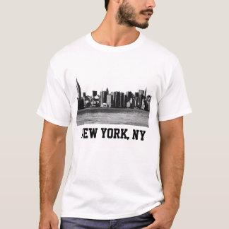 ESB del horizonte de NYC, opinión 001 de East Playera