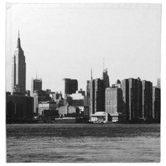 ESB del horizonte de NYC, opinión 001 de East Servilletas