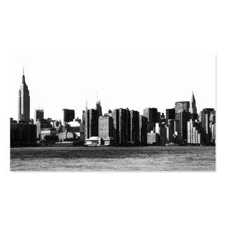 ESB del horizonte de NYC, opinión 001 de East Tarjetas De Visita