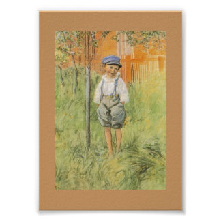 Esbjorn and Apple Tree Poster