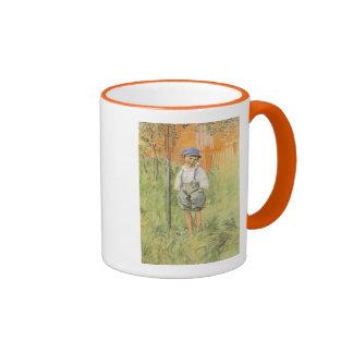 Esbjorn and Apple Tree Ringer Mug